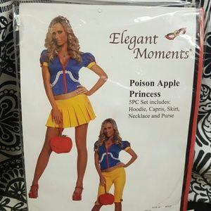 Poisin Apple Princess Costume